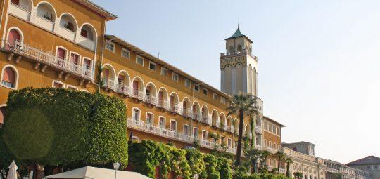 Grand Hotel, Gardone Riviera
