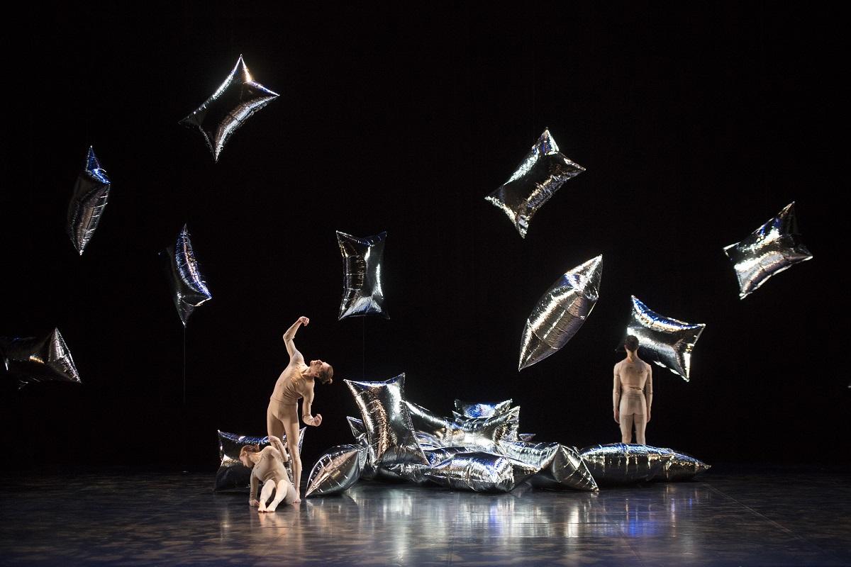 Balletto, Teatro Grande