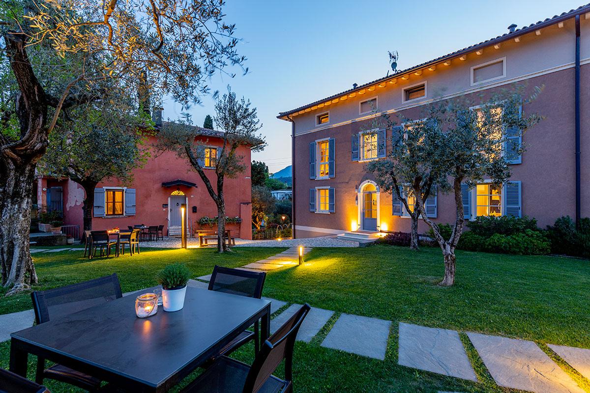 San Giorgio Resort, giardino