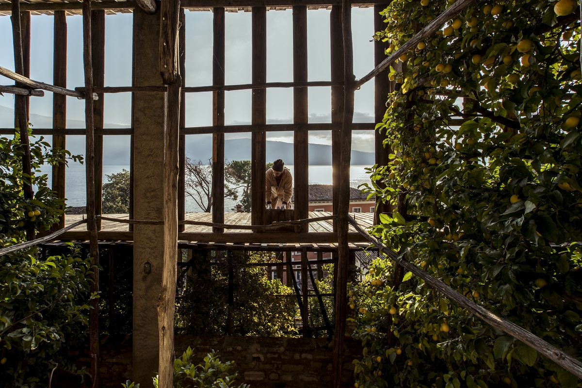 Limonaia La Malora a Gargnano sul Lago di Garda