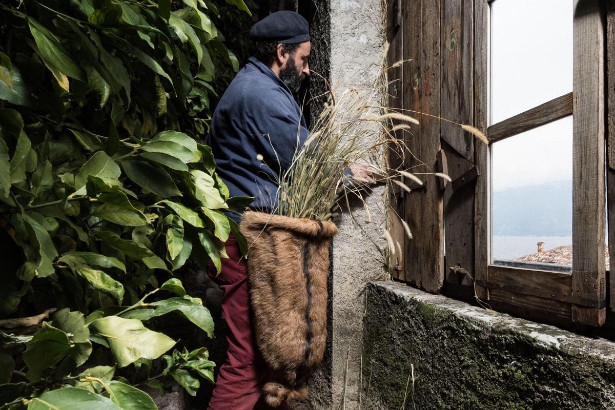 Fabio Gandossi della Limonaia La Malora di Gargnano sul Garda