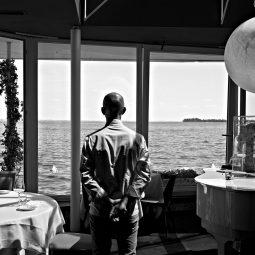Riccardo Camanini, chef Lido 84