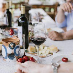 The Wine Walk, degustazione