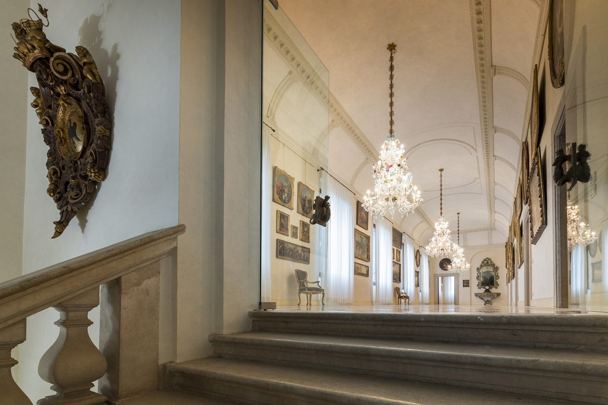 Palazzo Sorlini, galleria