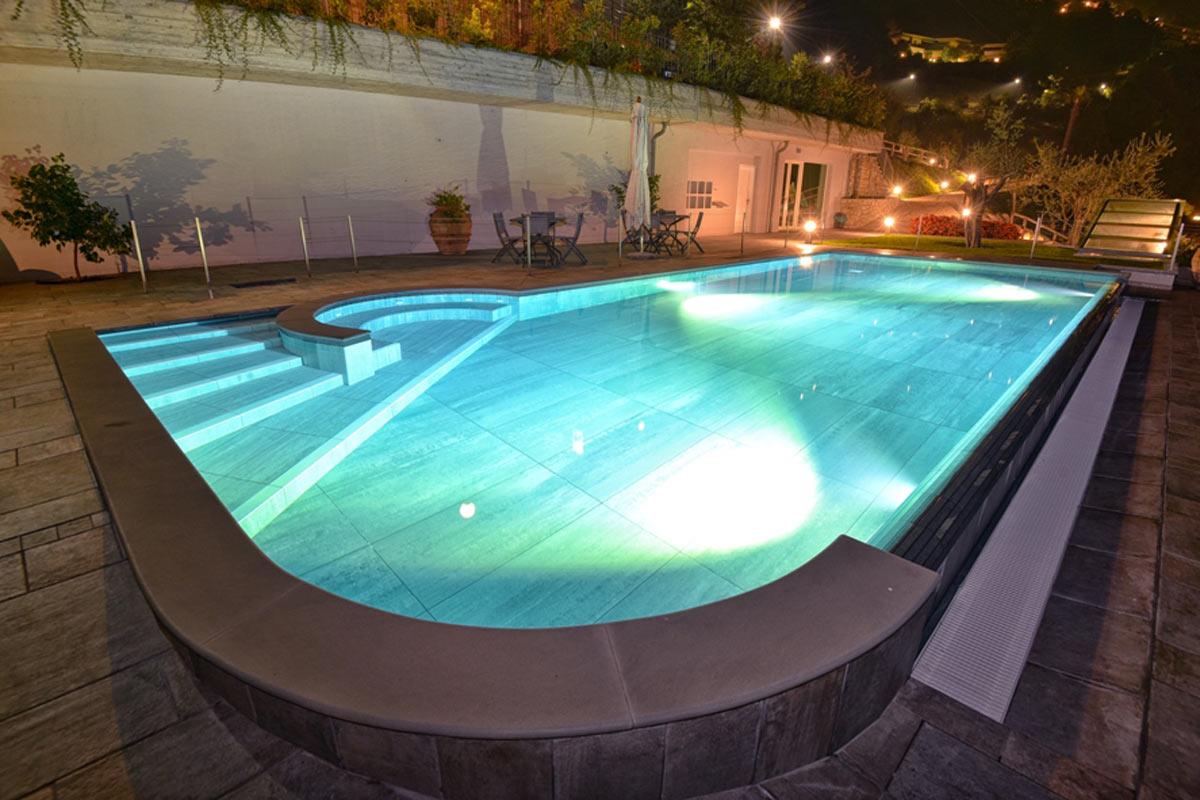 Dolce Vita Relais, piscina