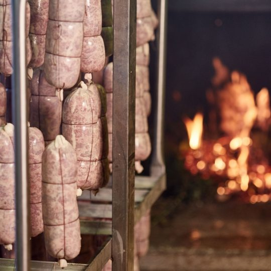Salame Monte Isola