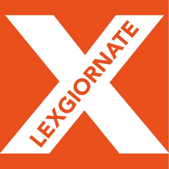 Logo festival leXgiornate brescia