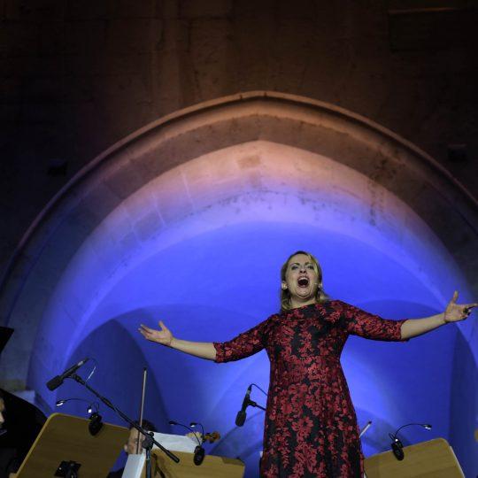 Festa dell'Opera Brescia - Broletto - Desdemona e Giulietta