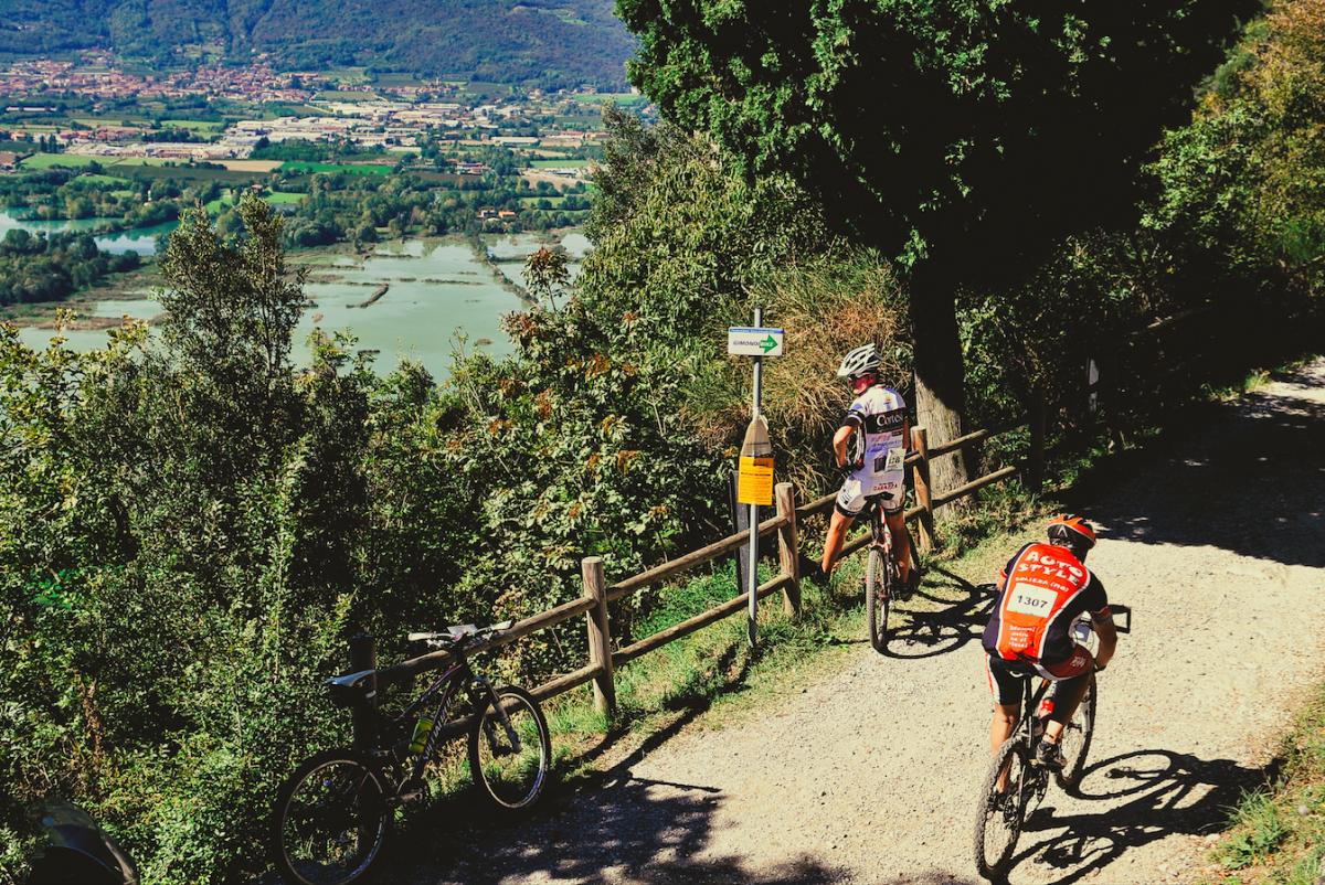 gimondi bike - lago d'iseo
