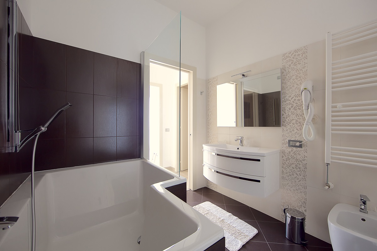 Residence Virgilio, bagno
