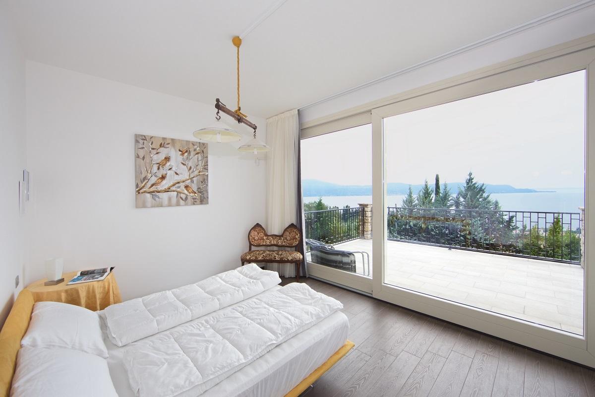 Residence Virgilio, camera con vista