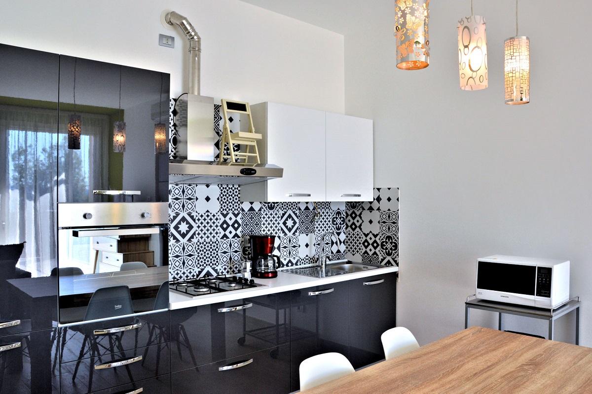 Residence Virgilio, cucina