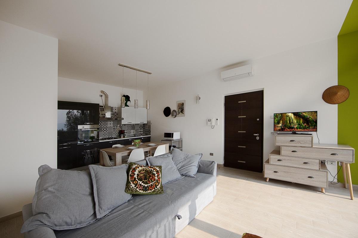Residence Virgilio, interno