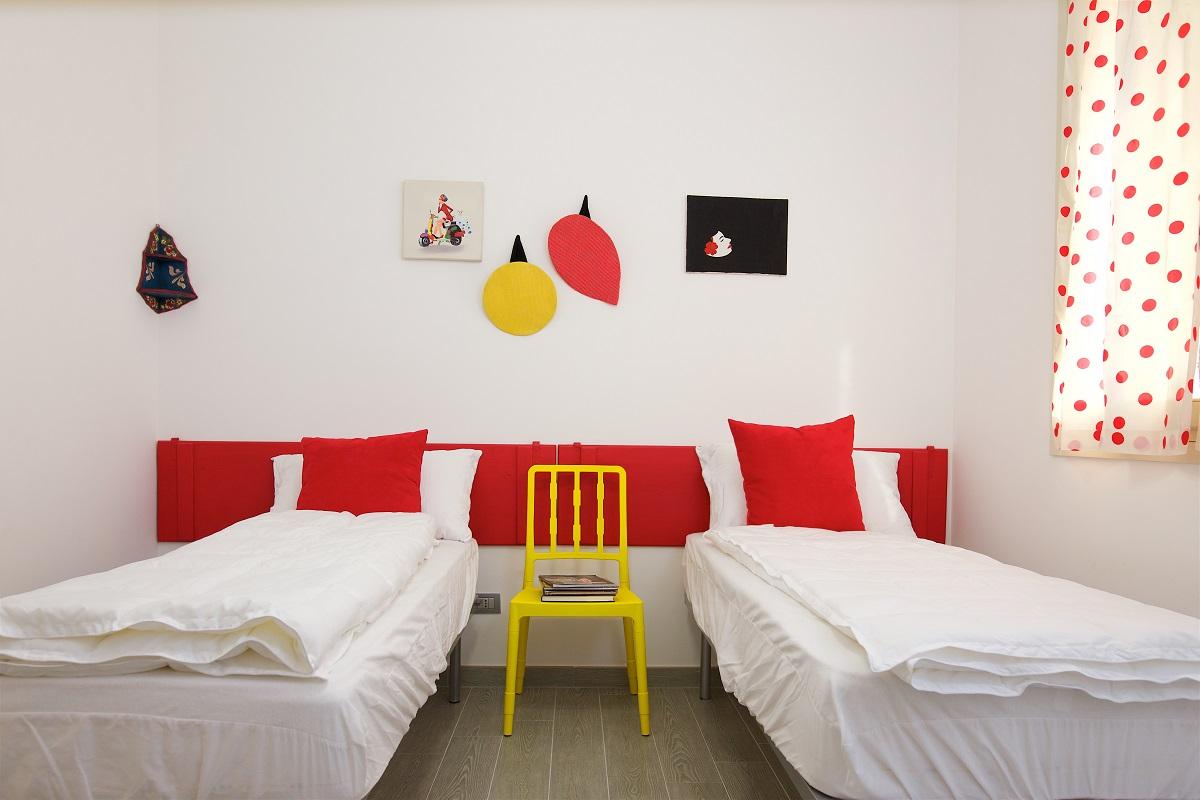 Residence Virgilio, room