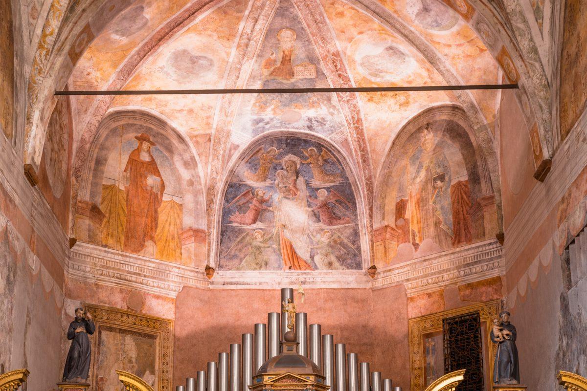 Complesso conventuale Santa Maria degli Angeli