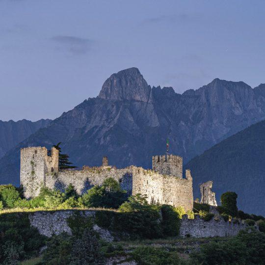 Castello di Breno in Valle Camonica
