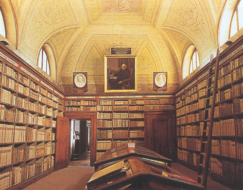 Biblioteca Morcelli, Chiari