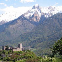 Castello di Breno, Valle Camonica