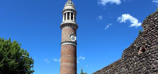 Castello, rocchetta e Torre del popolo, Palazzolo