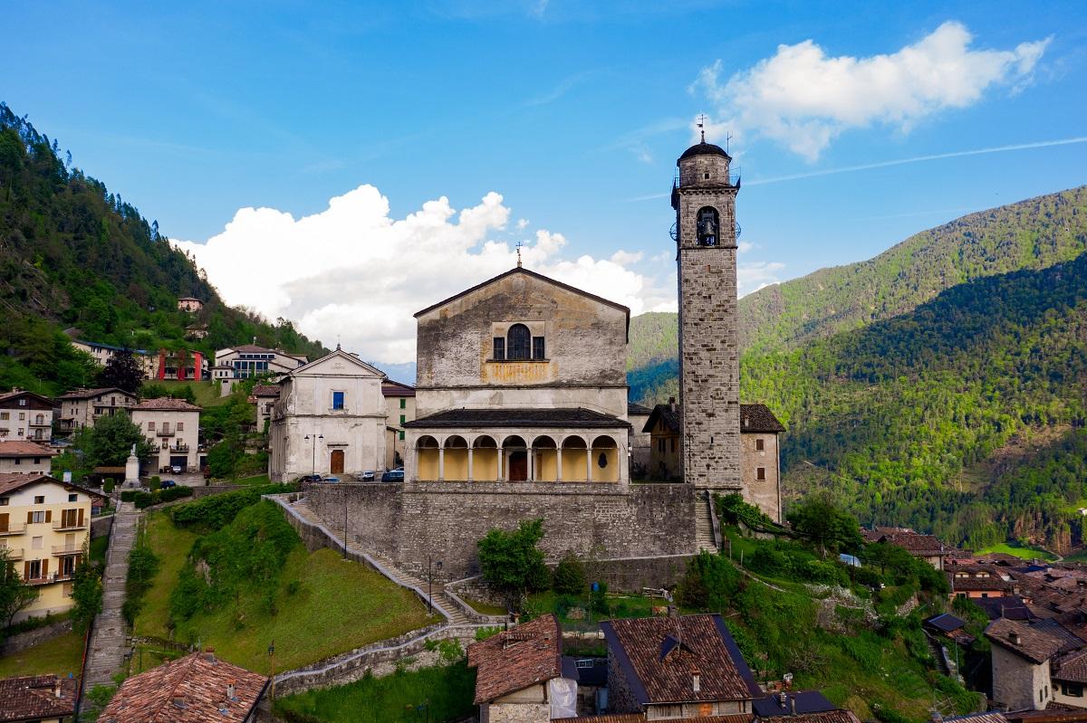 Chiesa di San Giorgio, Bagolino