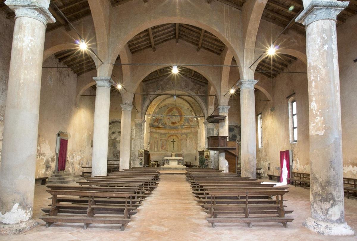 Chiesa di San Rocco, Collio