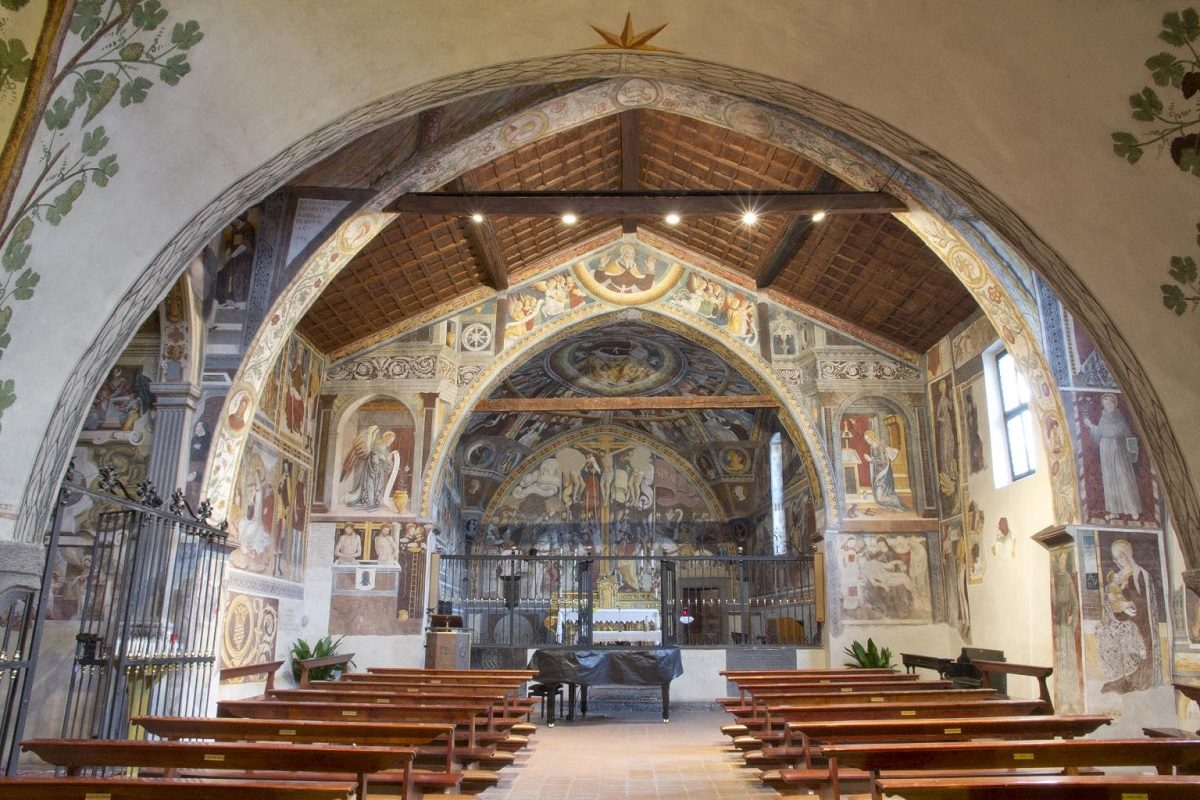 Chiesa Santa Maria Assunta, Esine