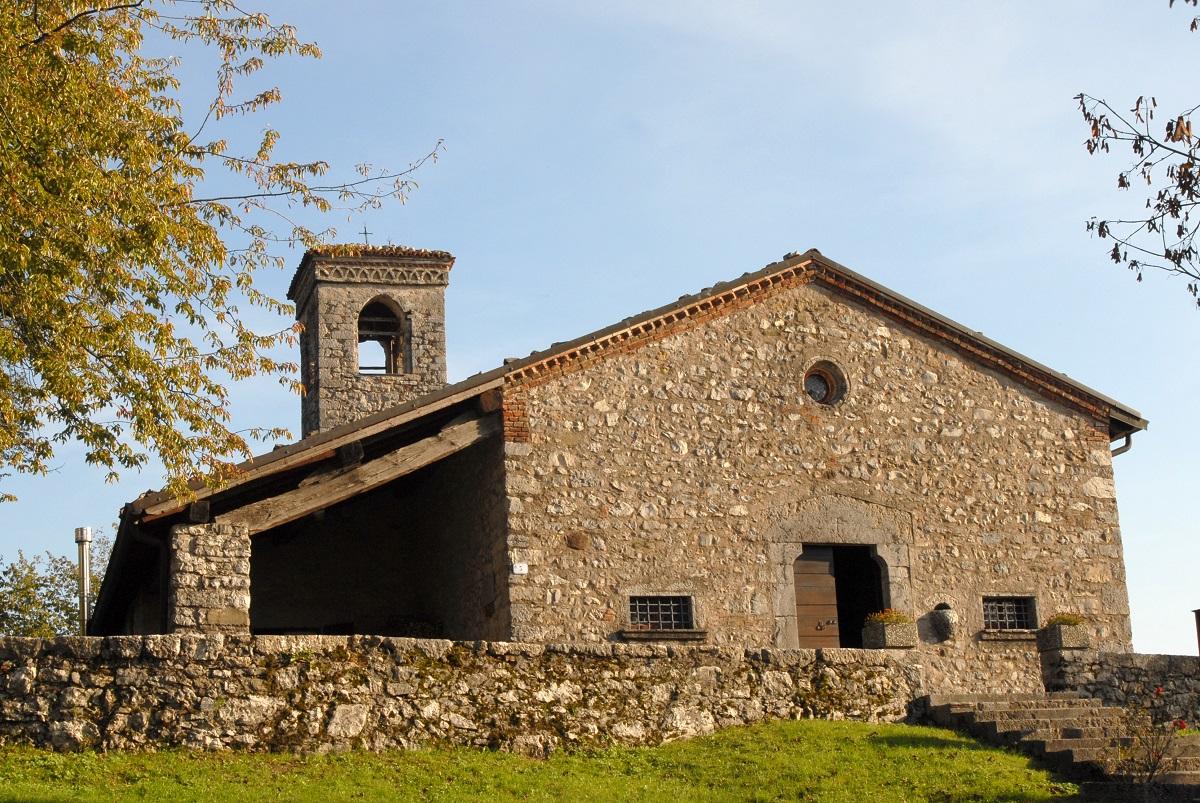 Chiesa Sant'Andrea, Barbaine