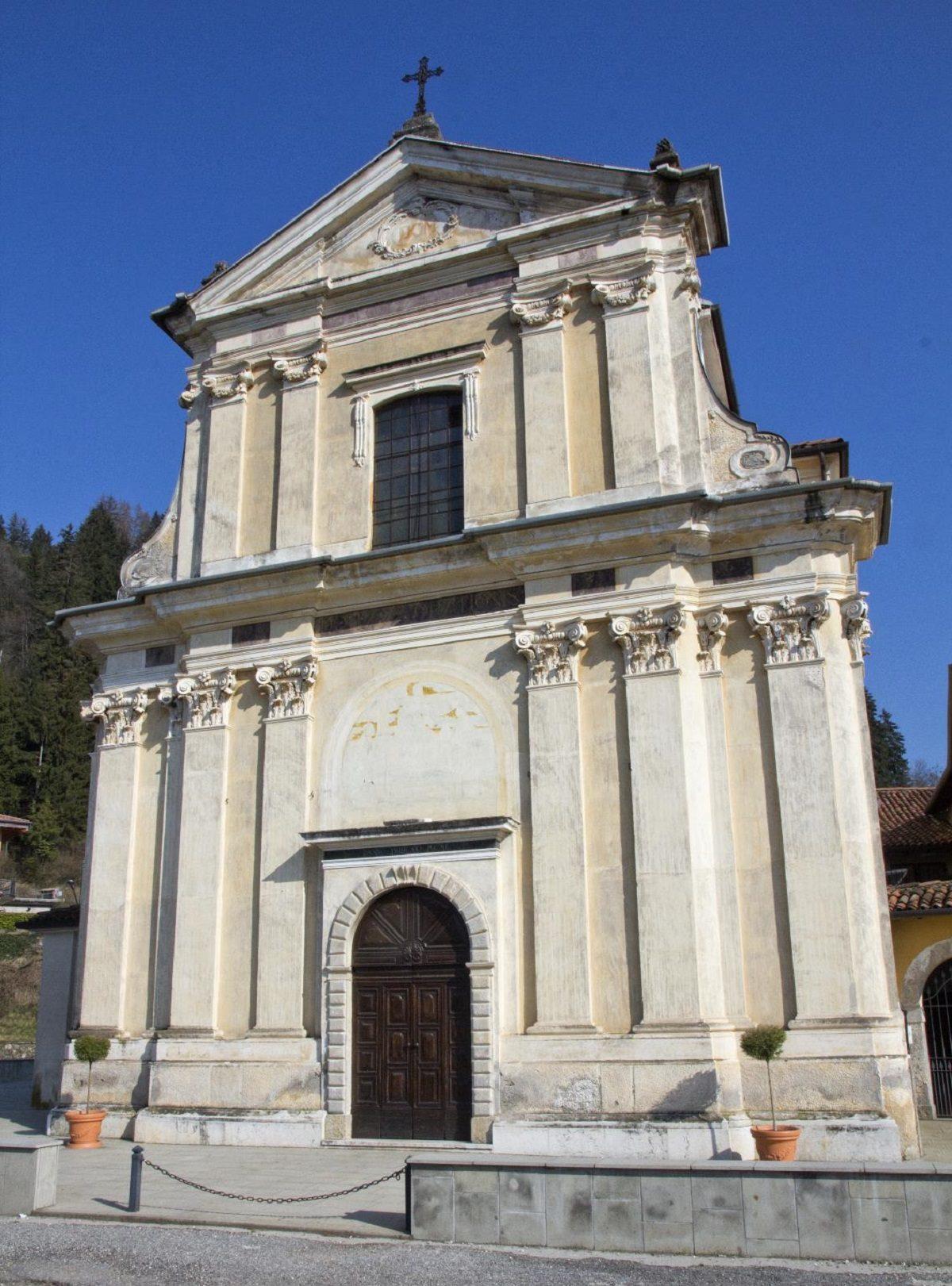Chiesa Santi Cosma e Damiano, Marmentino
