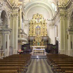 Chiesa della Trinità, Ponte di Legno