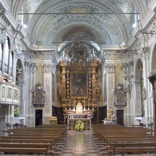 Chiesa di Zone, Credits Diocesi di Brescia
