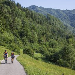 Ciclabile Greenway, Valli Resilienti