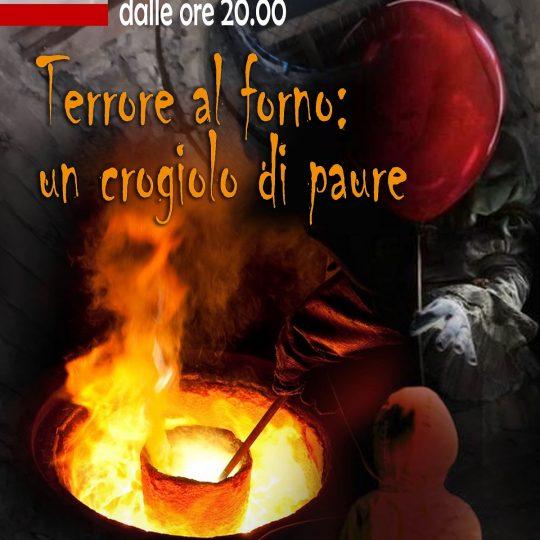 Halloween al Forno fusorio, Tavernole