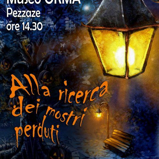 Halloween 2019 al Museo ORMA di Pezzaze