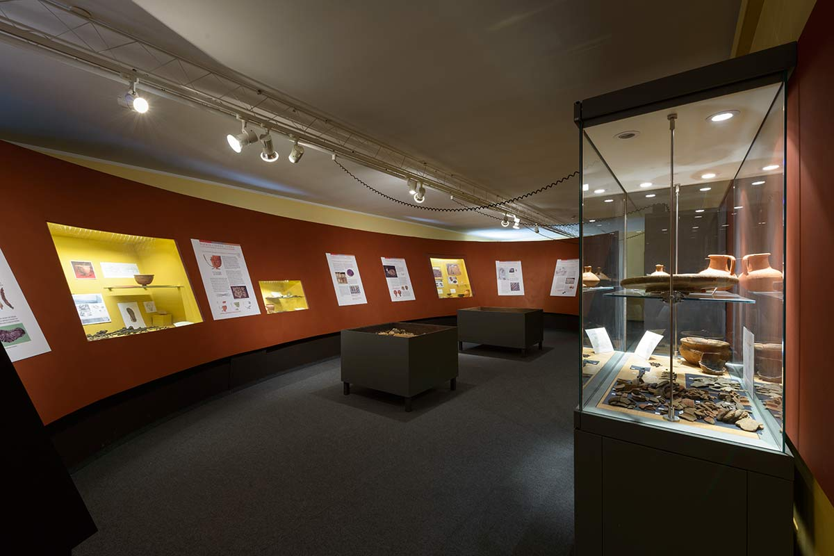 Museo archeologico, Manerbio