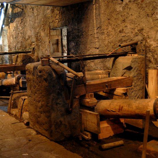 Museo del ferro, Pamparane