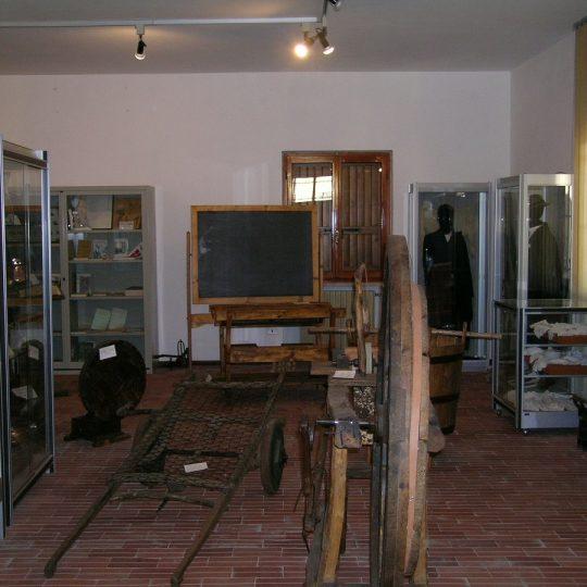 Museo della Resistenza, Pertica bassa