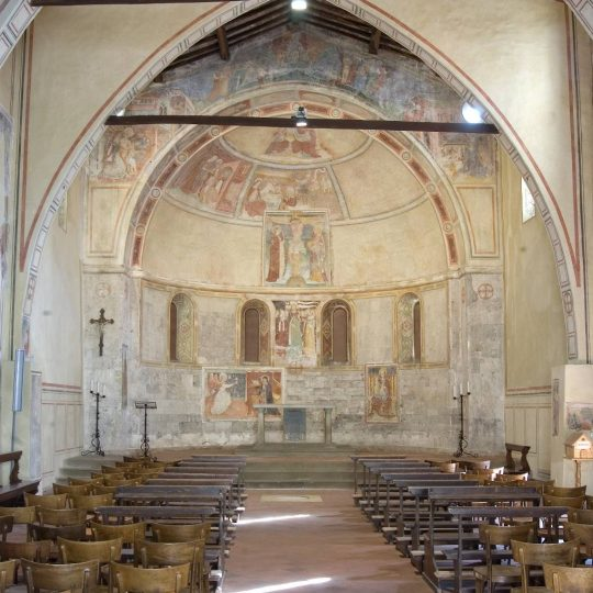 Pieve Romanica di Erbusco_Credits Diocesi di Brescia