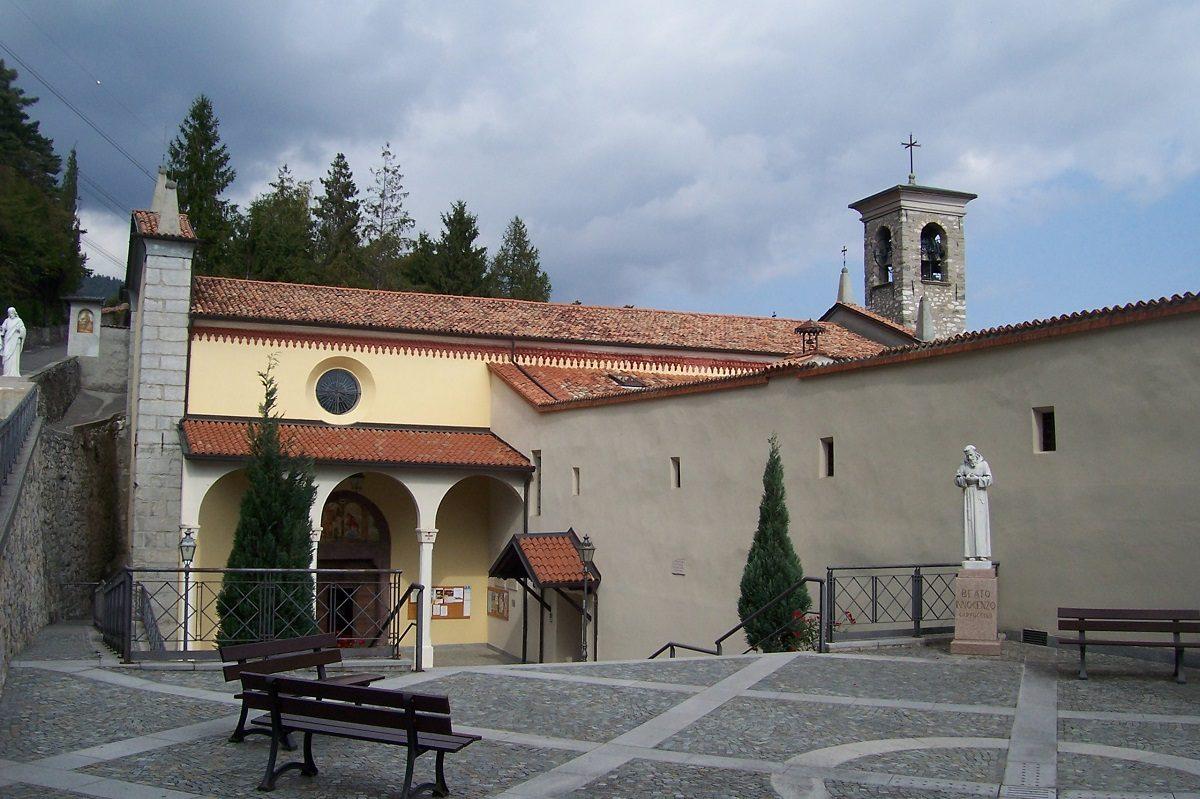 Santuario dell'Annunciata, Piancogno