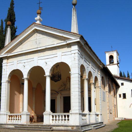 Santuario della Beata Maria Vergine, Paitone