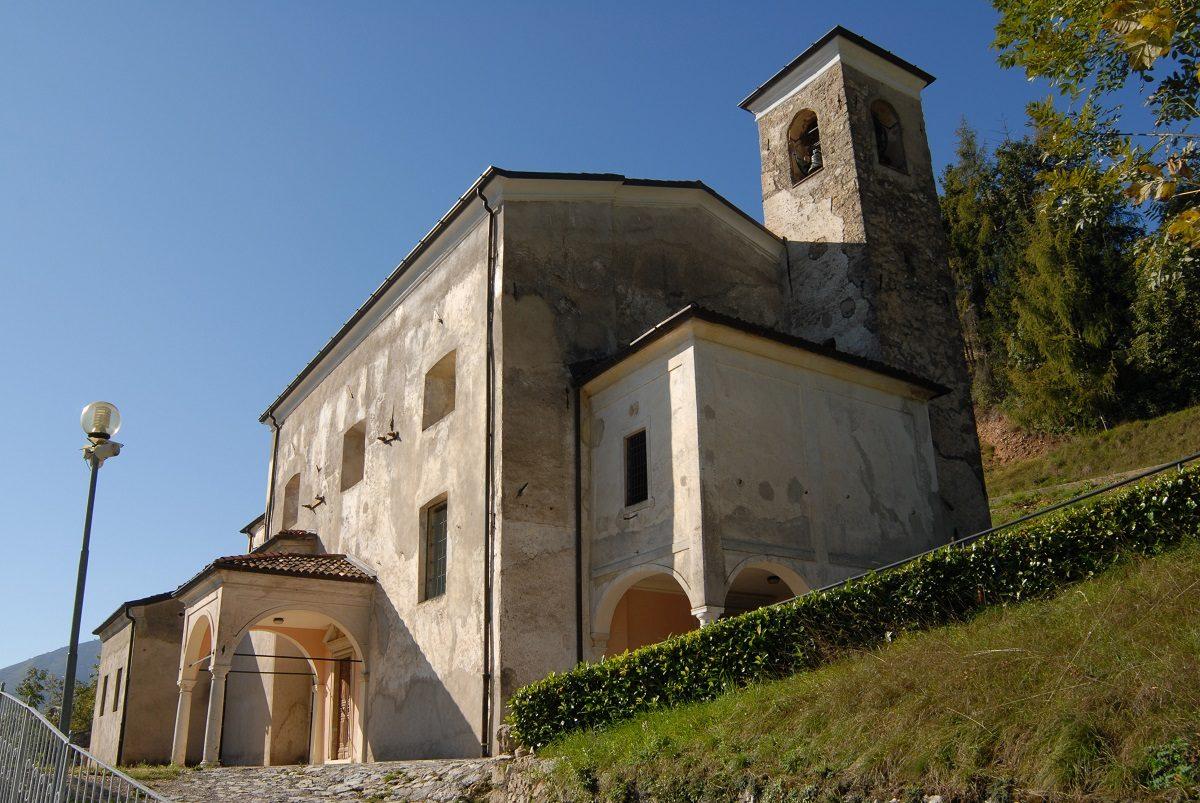 Santuario Madonna della Neve, Casto