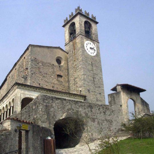 Santuario Madonna della Rocca, Sabbio Chiese