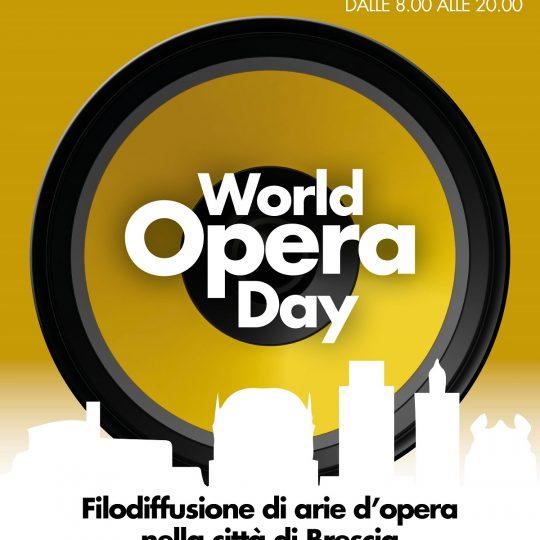 World Opera Day, Teatro Grande