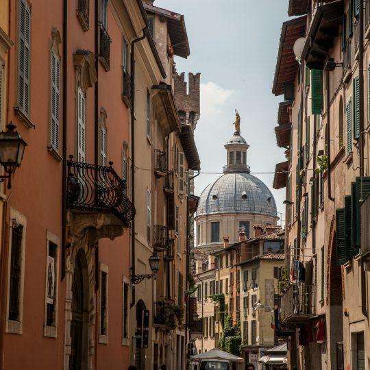 Quartiere del Carmine - Brescia