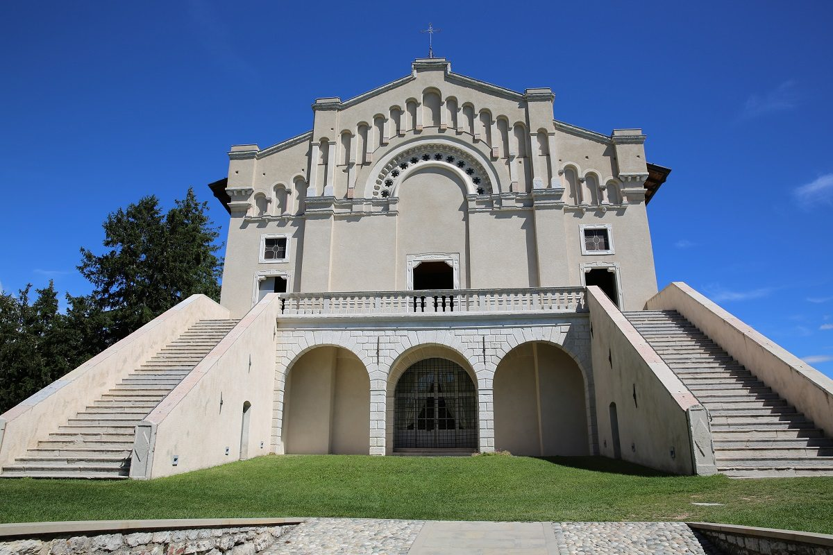 Santuario di Montecastello, Tignale