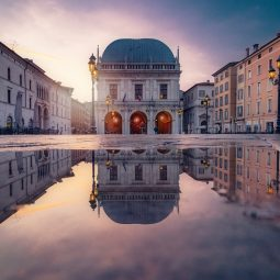 Brescia, Palazzo Loggia