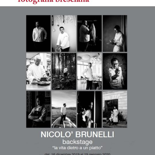 Mostra Nicolò Brunelli, Brescia