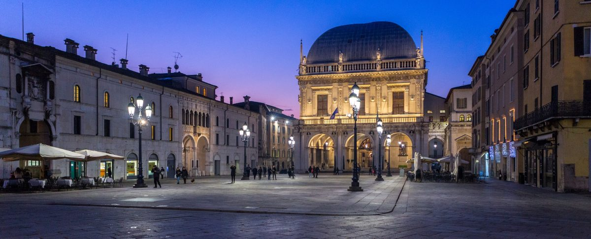 Piazza della Loggia, Brescia