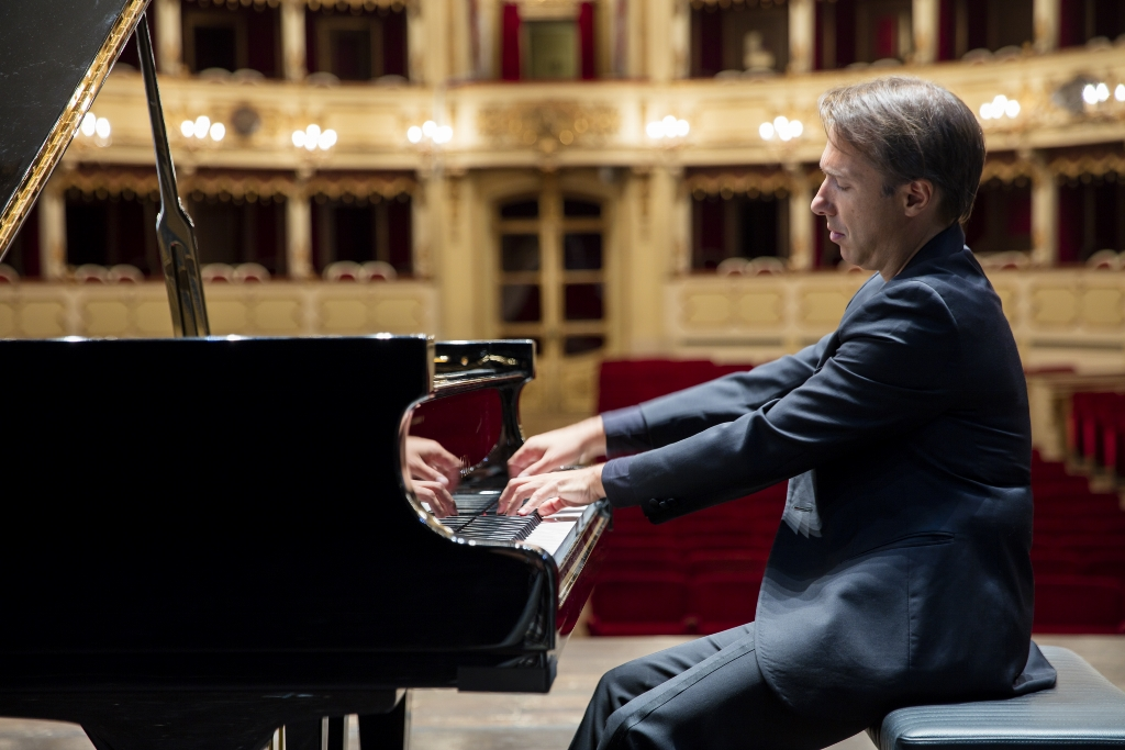 Maurizio Baglini (ph.Davide Cerati) - Festival Pianistico Internazionale di Brescia e Bergamo