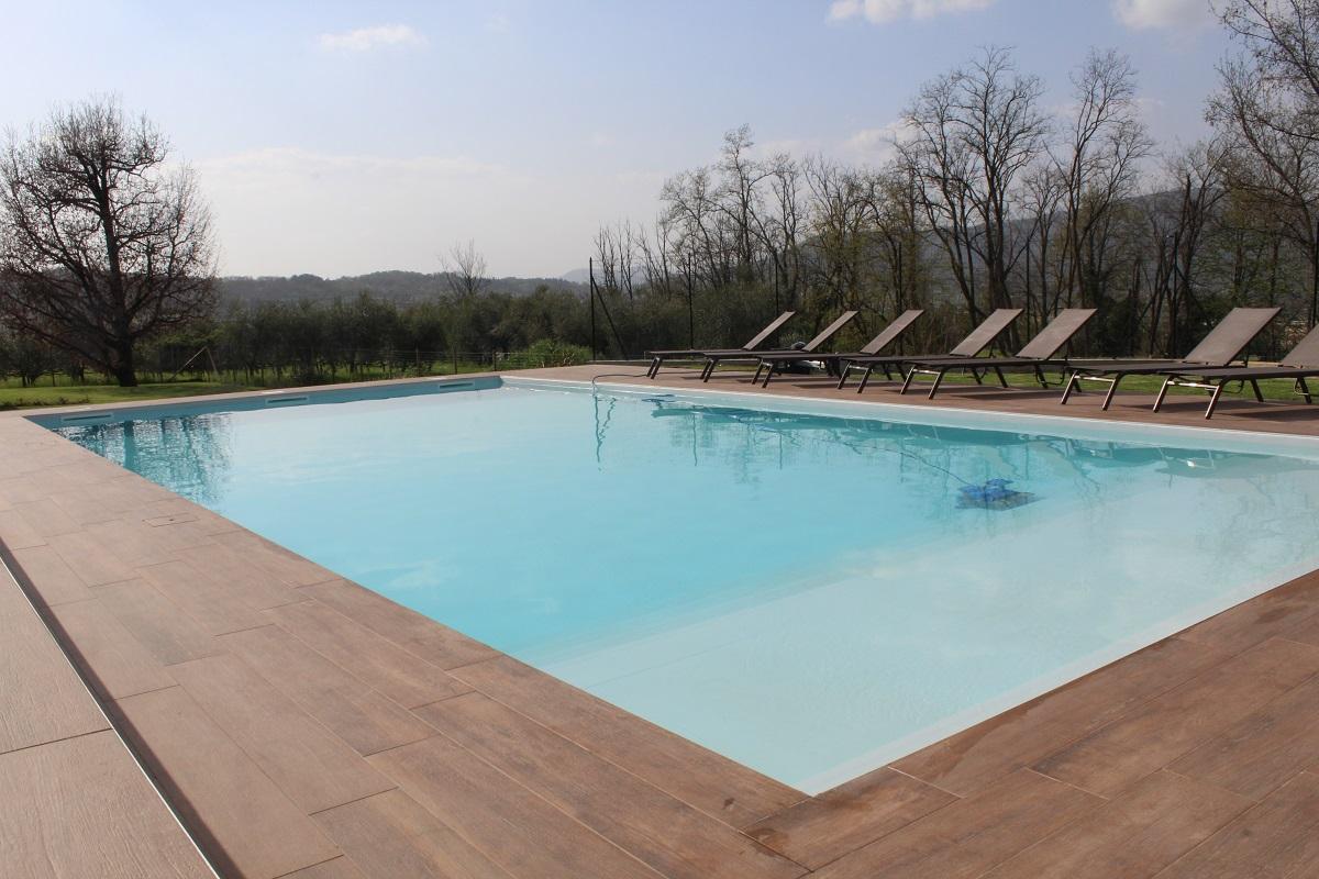Appartamento Franciacorta, piscina