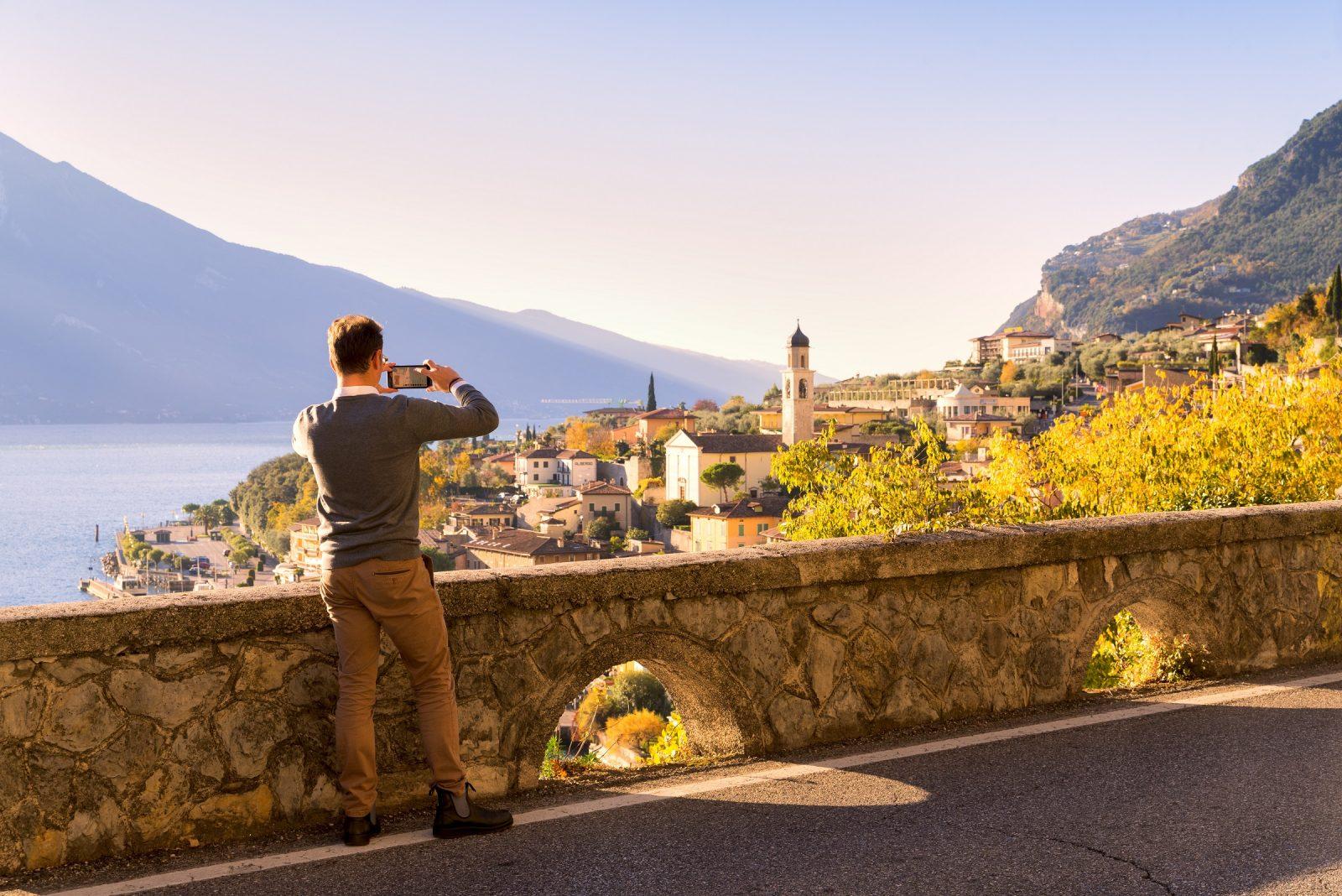 Lago di Garda, Credit Visitbrescia